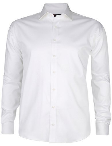 Sateen Stretch Shirt