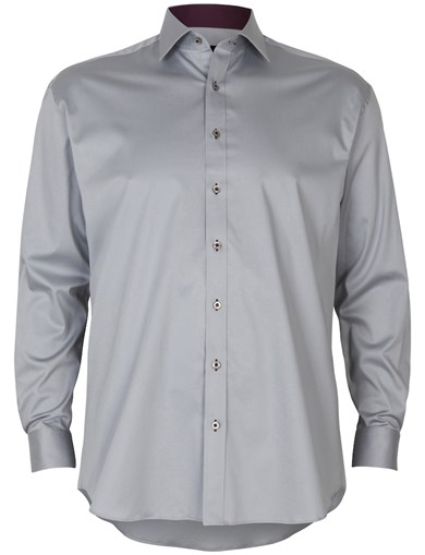 Satin Stretch Shirt