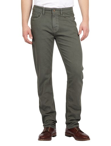 Color Jeans Olive