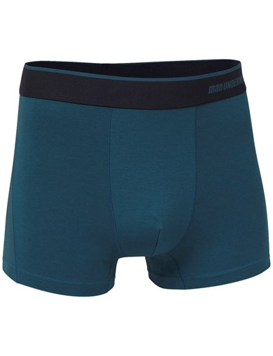 1 pk. Solid Col. Teal Boxer