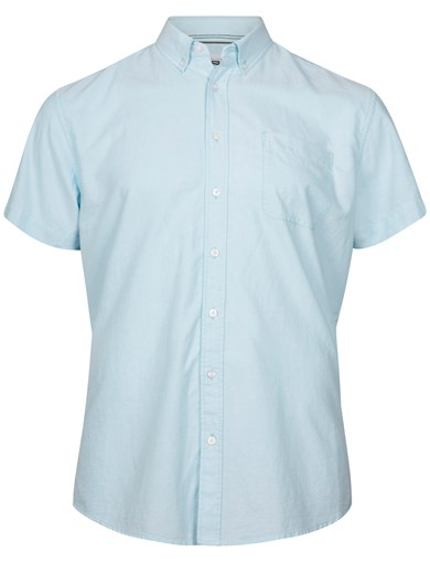 Oxford SS Shirt Turquoise