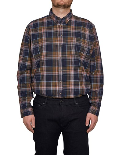 Shirt Flannel Midnight