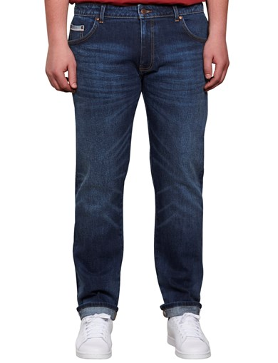 Vermont Selvedge Stretch D.Blue