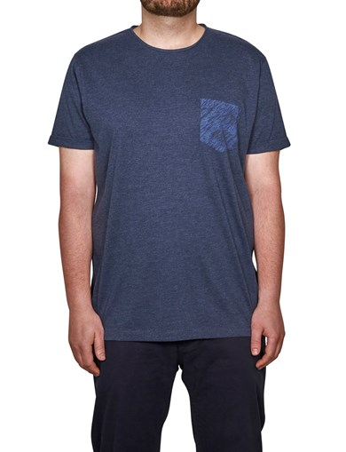 T-Shirt Print on Pocket