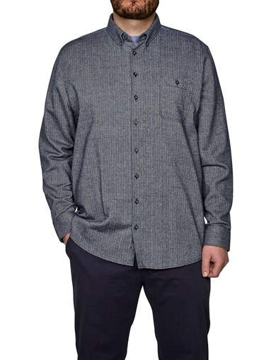Shirt Heavy Flannel Blue
