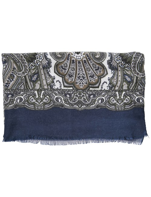 SCARVES POLYESTER WOVEN